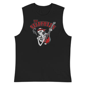 Classic Skeleton Muscle Shirt