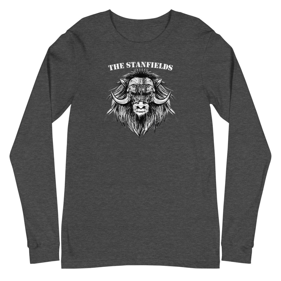 Muskox Long Sleeve Shirt (Dark)