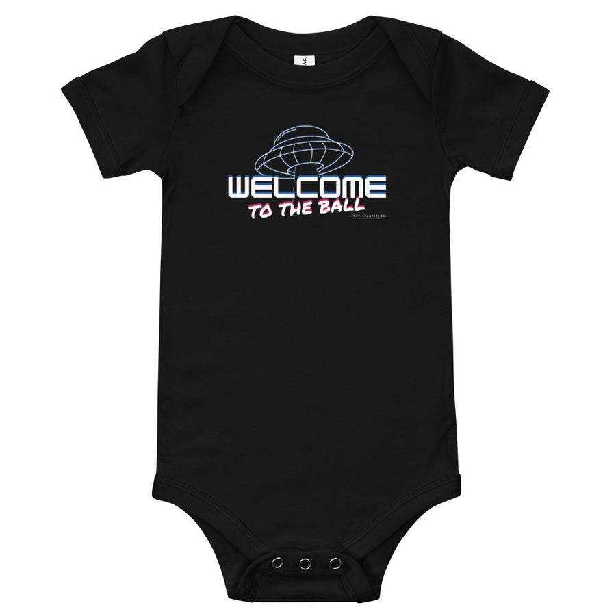 Welcome to the Ball Onesie