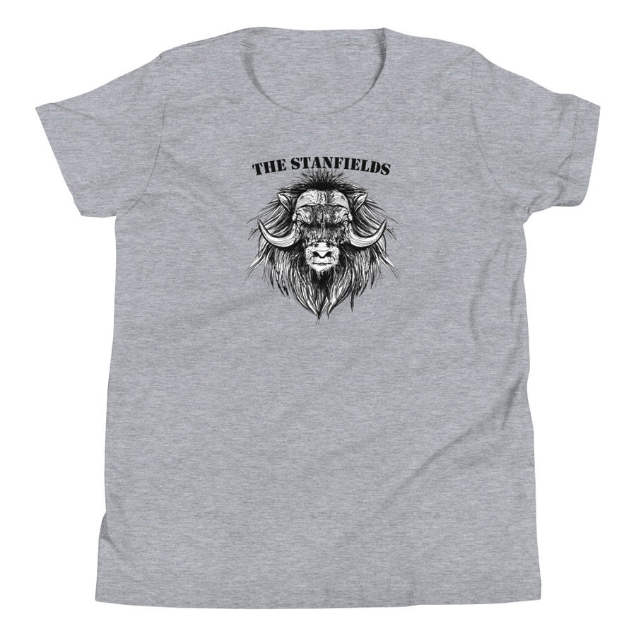 Muskox Youth T-Shirt (Light)