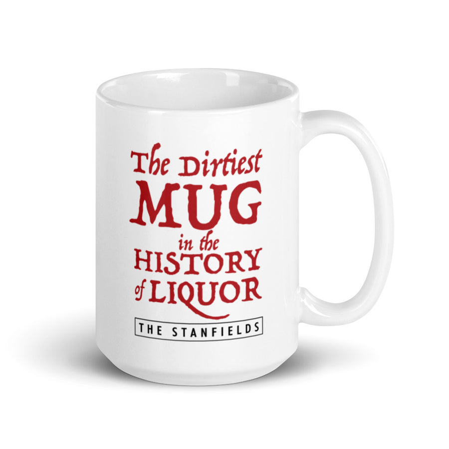 The Dirtiest Mug in the History of Liquor