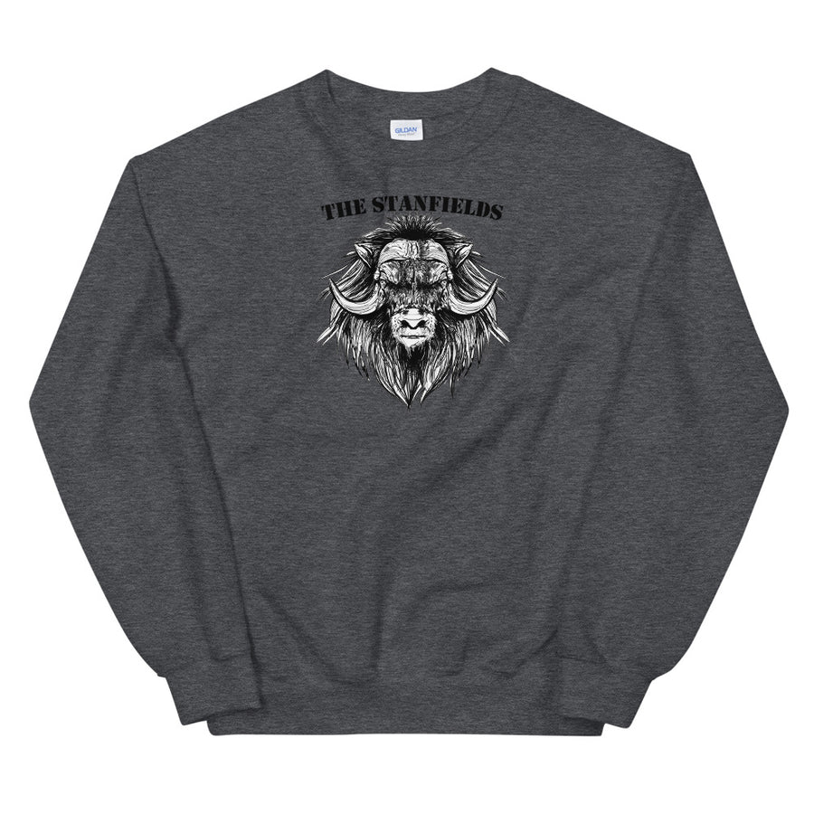Muskox Crew Neck Sweatshirt (Light)