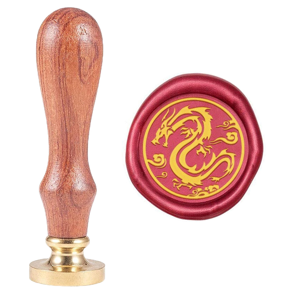 Wax Seal Stamp Dragon