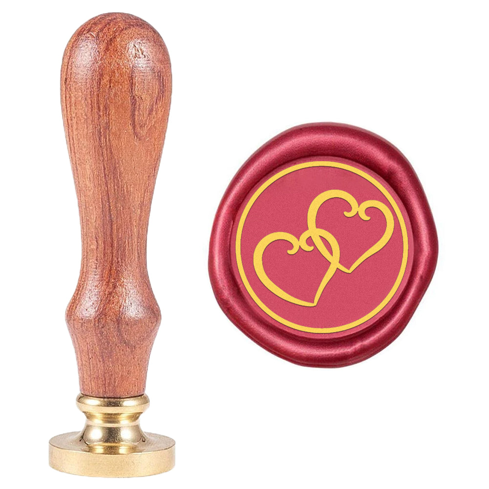 Wax Seal Stamp Heart