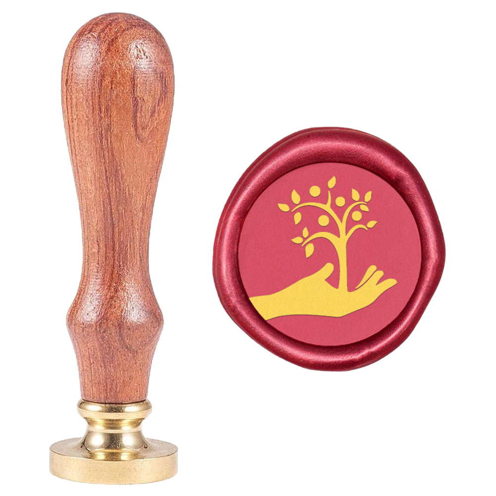 Love Trees Wax Seal Stamp