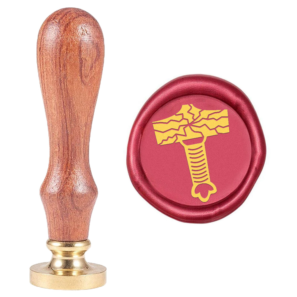 Hammer Wax Seal Stamp