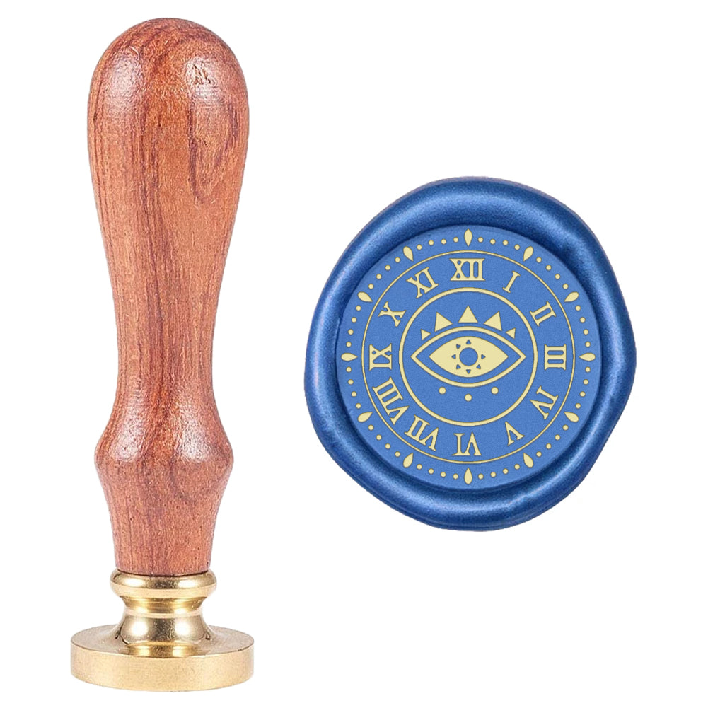 Clock Wax Seal Stamp-9