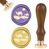 Camel Wax Seal Stamp