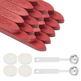 20pcs Sealing Wax Sticks Kits(Indian Red)
