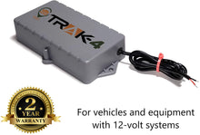 Load image into Gallery viewer, Trak-4 12v GPS Tracker with Wiring Harness