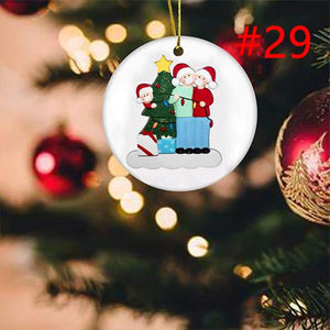 Only $4.99 ❤️🎅2020  Xmas Tree Hanging Decoration🌲❤️(Buy 8 free shipping)