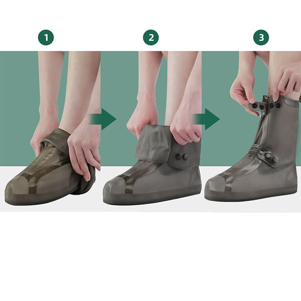 Buy 2  get an extra 10% -Christmas waterproof, snow-proof shoe covers