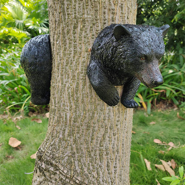 Small Black Bear Tree Huggers-BUY5  ONLY $19.99 1 PC