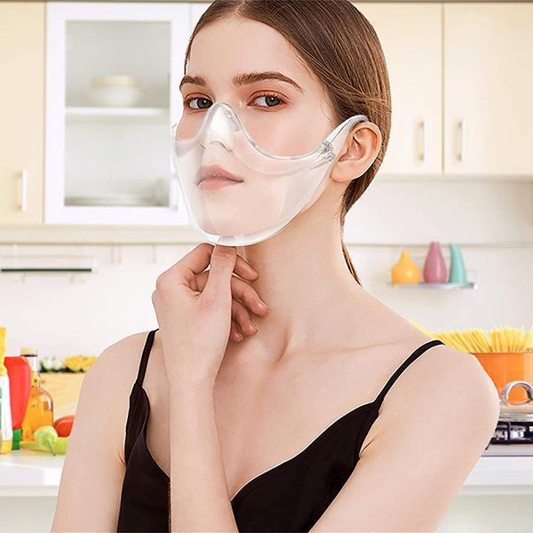 😍😍Reusable Clear Safety Face Shield🔥BUY 2 GET 1 FREE🔥