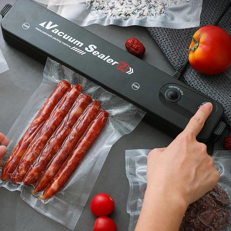 Vacuum Sealer Machine for Food— Free shipping