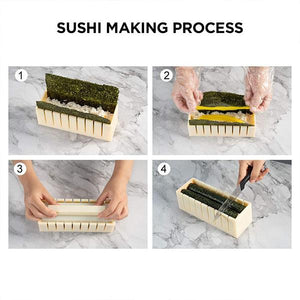Christmas Gift 🎅 DIY Sushi Maker