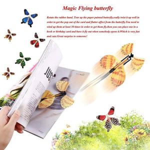 50 % OFF Magic Flying Butterfly