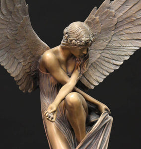 Official authorized(BUY2(SAVE OVER $20&FREE SHIPPING)-Redemption Angel Creative Sculpture