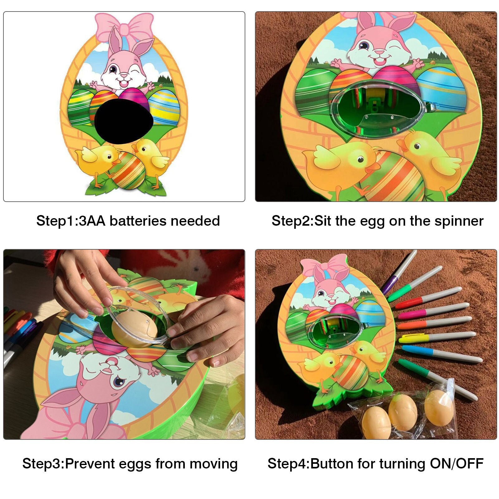 💥💥Easter egg drawing board