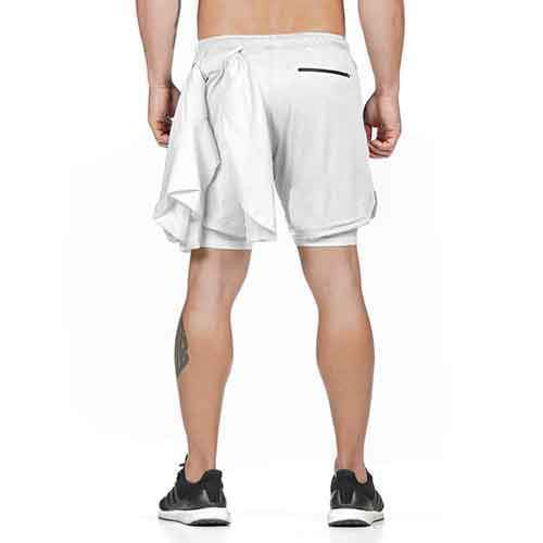 Train-Lite™2-in-1 Secure Pocket Shorts - Buy 2 Free Shipping