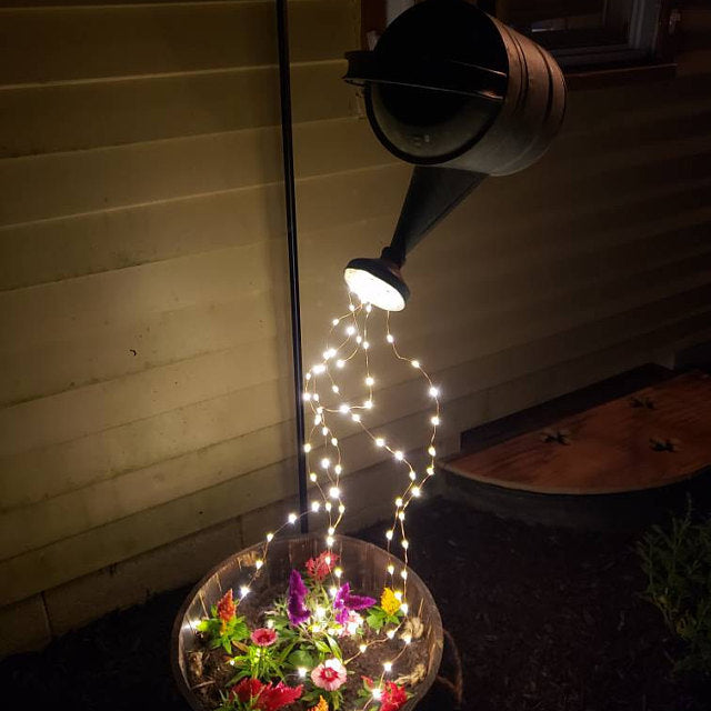 💝Mother's Day Gift-Waterfall Fairy Lights (For Watering Can Decor)-Free shipping over 39