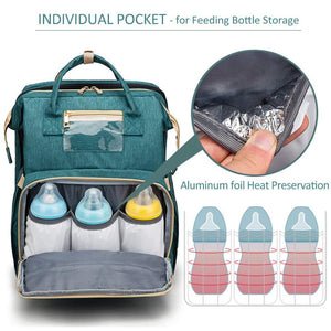 Large-Capacity Multifunctional Backpack,Outing Baby Sleeping Bag