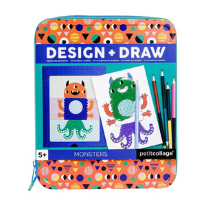 Design + Draw: Monsters