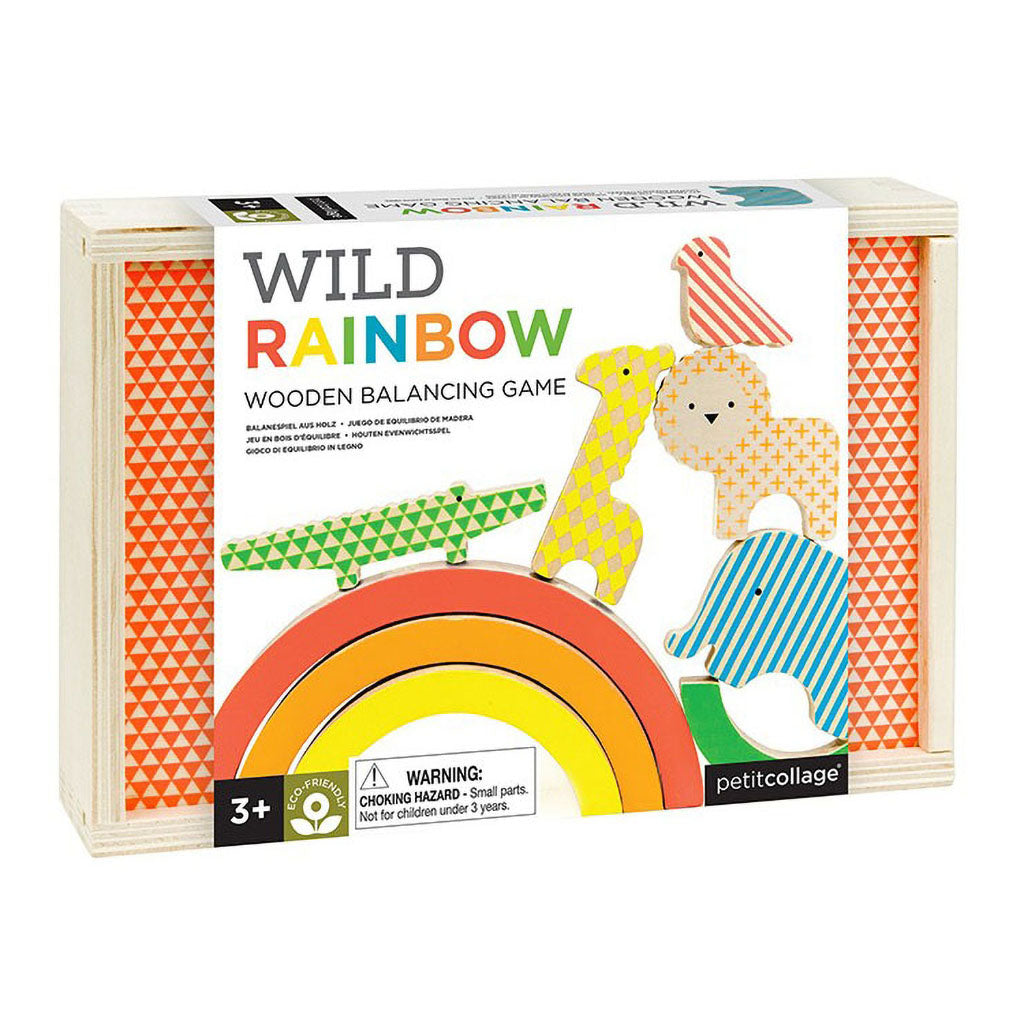 Wooden Game Rainbow