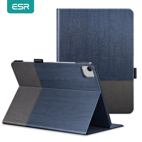 ESR Case for iPad Pro 12.9 Case 2020 Oxford Cloth Back Cover Auto Sleep/Wake up Smart Cover for iPad Pro 2020 11 12.9 Case Funda