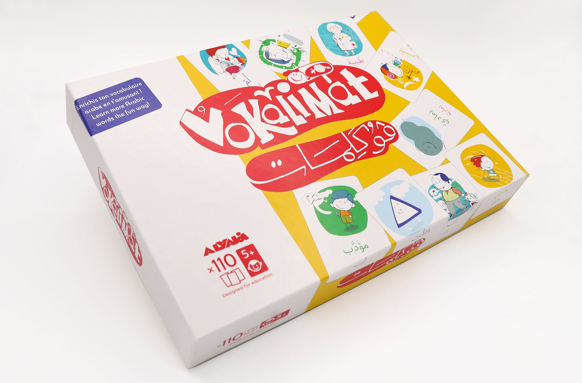 Arabic Vocabulary Board Game - VOKALIMAT
