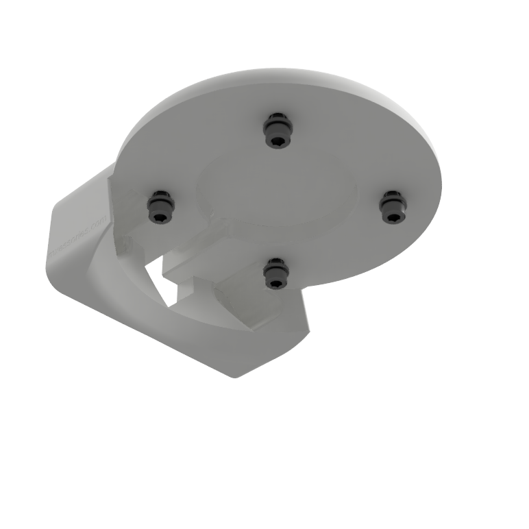 Wall mount for V26 Wit Compact