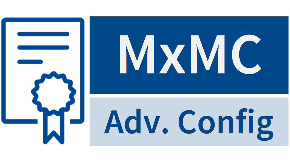 MxMC Advanced Config License