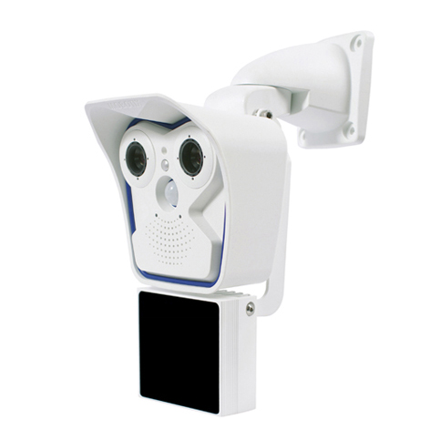 45° EmitLight POE-series, 860nm, InfraRed illuminator