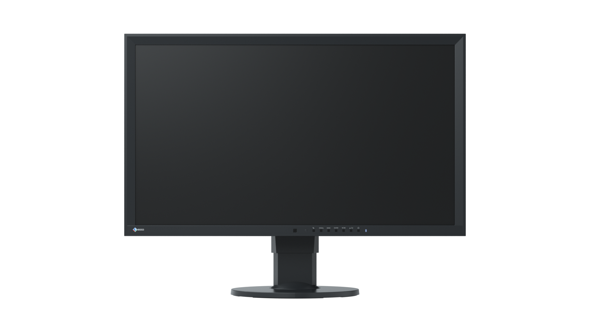 EIZO 27 Inch Widescreen, 2560 x 1440 Black DVI DisplayPort