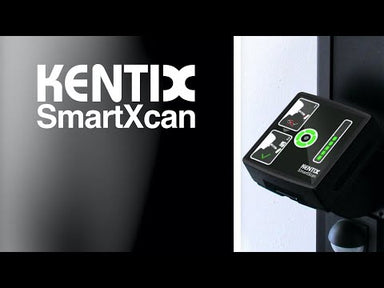 Kentix SmartXcan for body temperature measurement with LAN (PoE), black