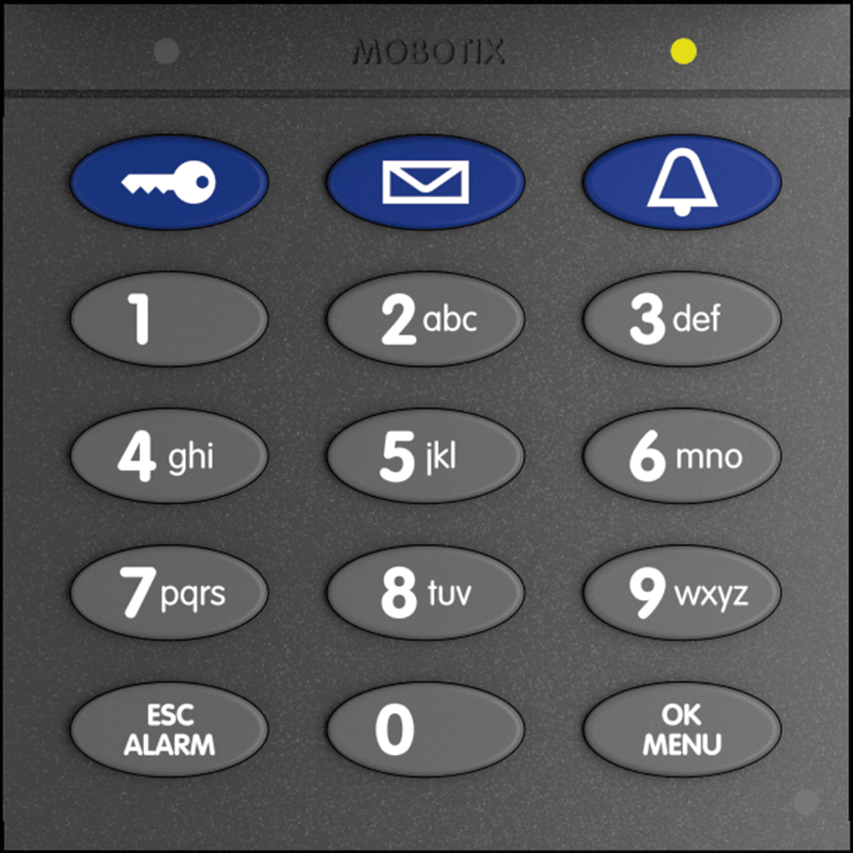 Keypad With RFID Technology
