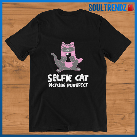 Selfie Cat Shirt