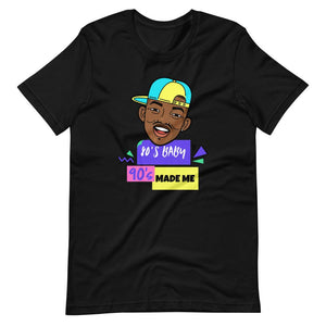 80s Baby 90s Made Me Vintage Retro T-Shirt - SoulTrendz