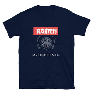 Ramen My Kind of Men T-Shirt - SoulTrendz