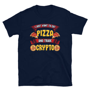 Pizza and Crypto T-Shirt