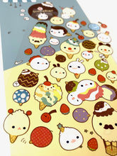 Load image into Gallery viewer, 010021 Ice Cream Paper Sticker-1 sheet