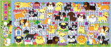 Load image into Gallery viewer, 011361 DOG PUFFY STICKER-1 sheet