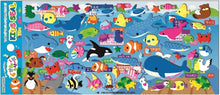 Load image into Gallery viewer, 011391 SEA PUFFY STICKER-1 sheet