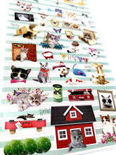 Load image into Gallery viewer, 020171 Alley Cat Sticker-1 sheet