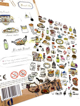 Load image into Gallery viewer, 020251 BRUNCH DAY PVC Sticker-1 sheet