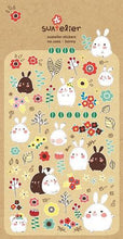 Load image into Gallery viewer, 010011 Bonny Paper Sticker-1 sheet