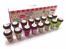 Load image into Gallery viewer, 100731 LITTLE JAVA WOODEN STAMPS-8 assorted stamps