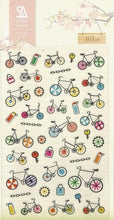 Load image into Gallery viewer, 020031 BIKE PVC Sticker-1 sheet