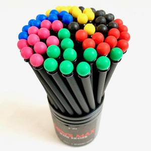 212011 MEN'S MAX Black Lead Pencils-1 pencil