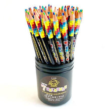 Load image into Gallery viewer, 212291 7-IN-1 COLORS & HB PENCILS IN ONE-1 pencil